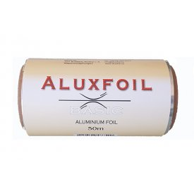 Aluxfoil melírfólia Basic ezüst, 50 m