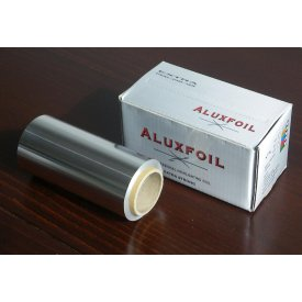 Aluxfoil melírfólia extra erős, ezüst, 50 m