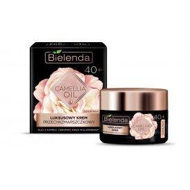 Bielenda Camellia Oil 40+ luxus ránctalanító hatású arckrém, 50 ml