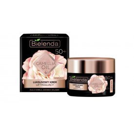Bielenda Camellia Oil 50+ luxus ránctalanító hatású arckrém, 50 ml
