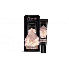 Bielenda Camellia Oil luxus bőrfiatalító hatású szemkörnyéki krém, 15 ml