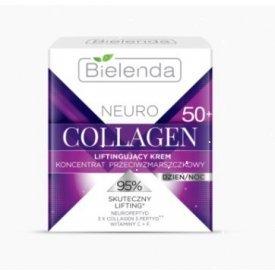 Bielenda Neuro Collagen 50+ nappali/éjszakai arckrém, 50 ml