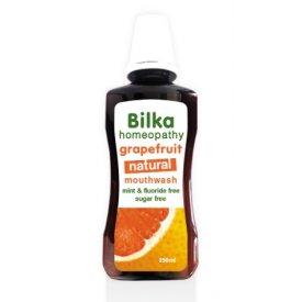 Bilka Natural homeopátiás szájvíz grapefruit ízzel, 250 ml