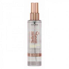 Schwarzkopf Blondme Detoxifying kétfázisú hajban maradó hajvédő spray 150 ml