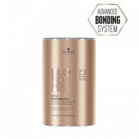 Schwarzkopf BlondMe Bond Enforcing prémium szőkítőpor 9+, 450 gr