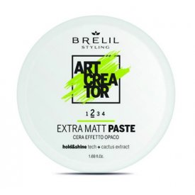 Brelil Art Creator Extra Matt hajformázó paszta, 50 ml