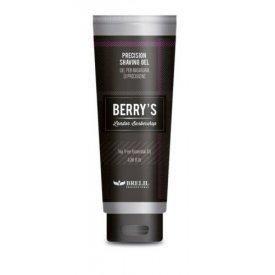 Brelil Berrys precíziós borotválkozó gél, 100 ml