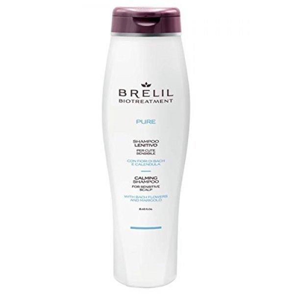 Brelil Biotreatment Pure nyugtató sampon érzékeny fejbőrre, 250 ml