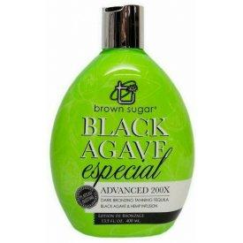 Brown Sugar Black Agave Especial szoláriumozás előtti krém, 400ml