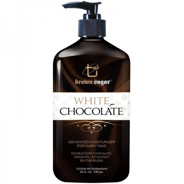 Brown Sugar White Chocolate testápoló, 530 ml