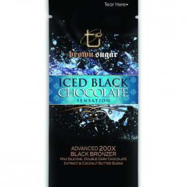 Brown Sugar Iced Black Chocolate szoláriumozás előtti krém, 22 ml