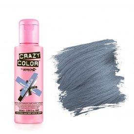 Crazy Color hajszínező krém 100 ml, 74 Slate