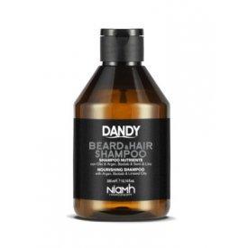 Dandy szakáll- és hajsampon, 300 ml