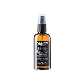 Dandy Beard Sanitizer szakáll és bajuszfertőtlenítő spray, 100 ml