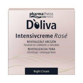 Doliva Rose intenzív éjszakai arckrém, 50 ml