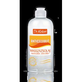 Dr. Kelen Anticellulit masszázsolaj- narancsbőr ellen, 500 ml