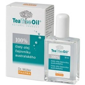 Dr. Müller 100%-os teafaolaj koncentrátum, 30 ml