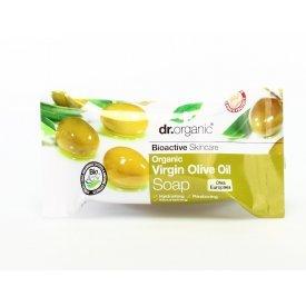 Dr. Organic Bio Oliva szappan, 100 g