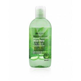 Dr Organic Bio Aloe Vera micellás arctisztító víz, 200 ml