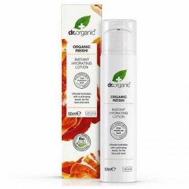 Dr Organic azonnali hidratáló krém bio Reishi gombával, 50 ml