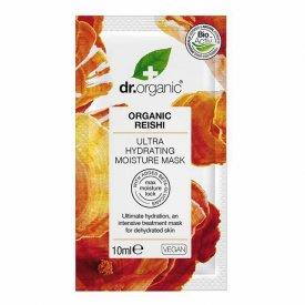 Dr Organic ultrahidratáló arcmaszk bio Reishi gombával, 10 ml