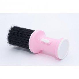 Eurostil hintőporos nyakszirtkefe pink 1715B-B