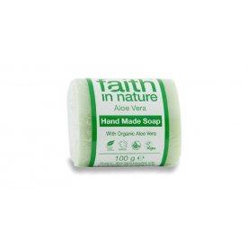 Faith In Nature aloe vera szappan, 100 g