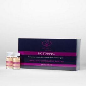 Farmavit Bio Staminal hajhullás elleni ampullák nőknek, 10 x 8 ml