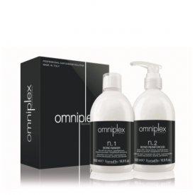 FarmaVita Omniplex hajszerkezet javító készlet, 2x100 ml