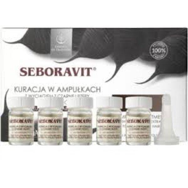 Farmona Seboravit ampulla kúra korpás fejbőrre 5 x 5 ml