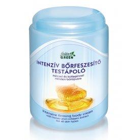 Golden Green Intenzív bőrfeszesítő testápoló mézzel és kollagénnel 1000ml