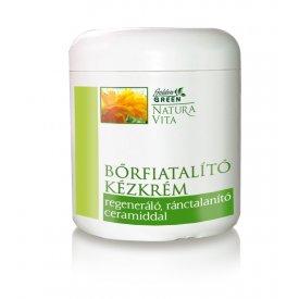Golden Green Natura Vita bőrfiatalító kézkrém, 250 ml