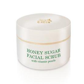 Golden Green Nature mézes cukor arcradír vitamin gyöngyökkel, 50 ml