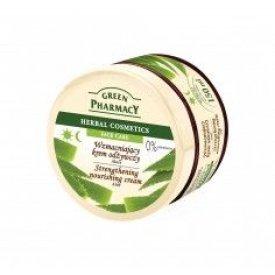 Green Pharmacy gyógynövényes aloe vera arckrém, 150 ml