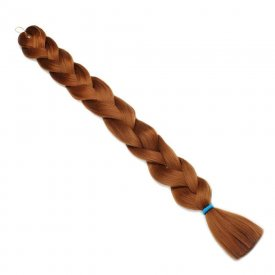Afro szintetikus 100% kanekalon haj, 100 cm, 165 g, 30