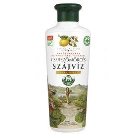 Herbária Cserszömörcés szájvíz citrom ízű, 250 ml