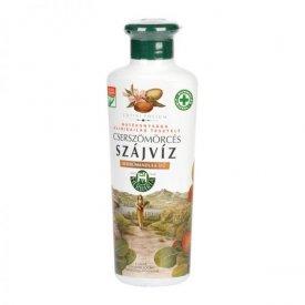 Herbária Cserszömörcés szájvíz keserű mandula ízű, 250 ml
