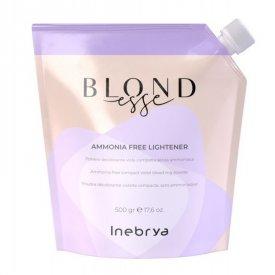 Inebrya Blondesse ammóniamentes szőkítőpor, 35 g