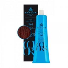 Kallos Colors hajfesték 4TR sötét vörös szőke