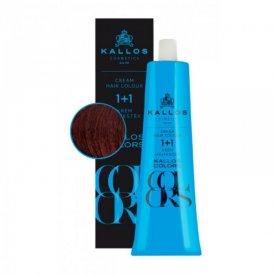 Kallos Colors hajfesték 6TR rézvörös szőke