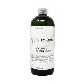 Kemon Actyvabio intenzív sampon esszencia, 750 ml
