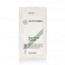 Kemon Actyvabio tusfürdő tej esszencia, 10 ml
