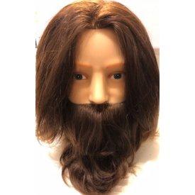 Kiepe férfi szakállas babafej 13305