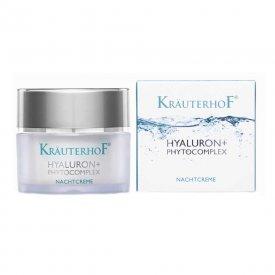 Krauterhof Hyaluron és Phytocomplex éjszakai krém, 50 ml
