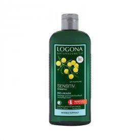 Logona Akácvirág sampon érzékeny fejbőrre, 250 ml