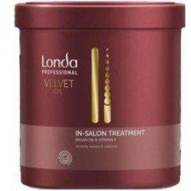 Londa Professional Velvet Oil regeneráló hajpakolás, 750 ml
