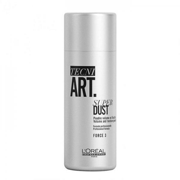 Loreal Professionel Tecni.Art Super Dust textúrát és volument biztosító púder, 7 g