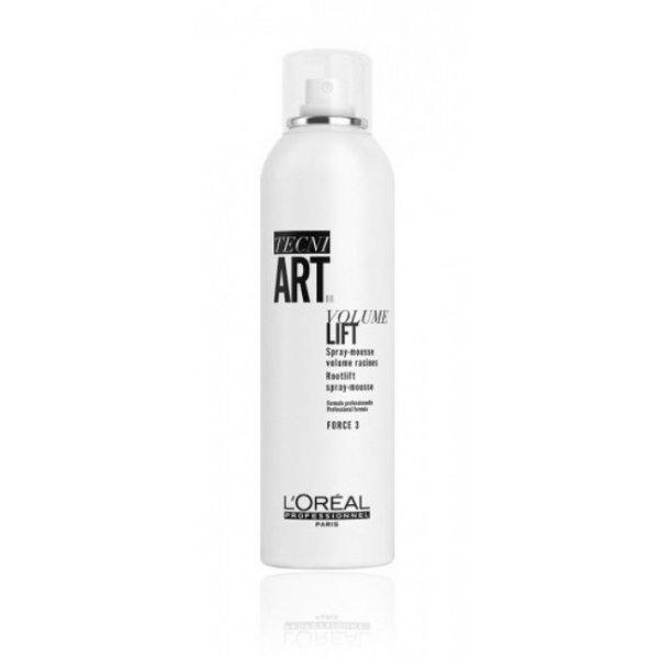 Loreal Professionel Tecni.Art Volume Lift hajtőemelő hab, 250 ml