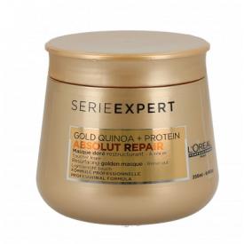 L'Oréal Professionnel Série Expert Absolut Repair Gold Quinoa + Protein - arany hajpakolás károsodott hajra 250 ml