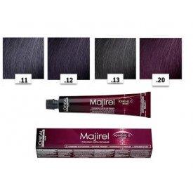 Loreal Professionel Majirel Absolut Shimmer 50 ml, 11- sötét hamvas